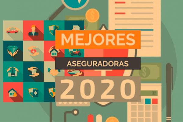opiniones mejores aseguradoras 2020