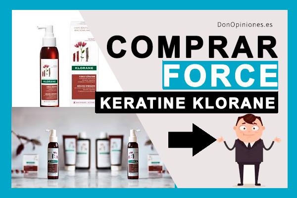 force-keratine-klorane-comprar