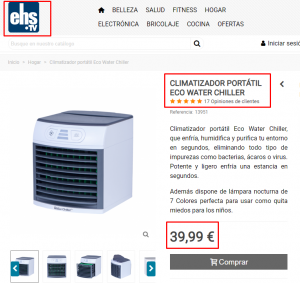 Eco Water Chiller opiniones
