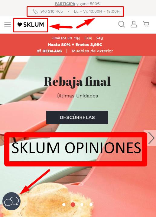 sklum opiniones