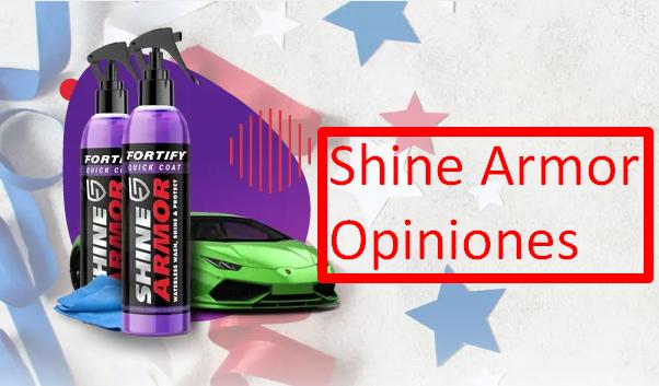 Shine Armor Opiniones