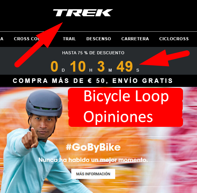 Bicycle Loop Opiniones