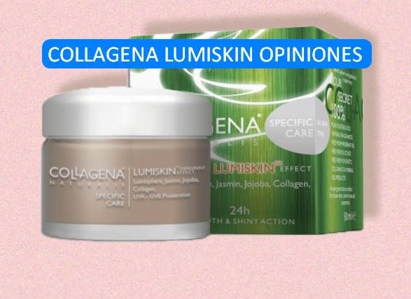 COLLAGENA LUMISKIN OPINIONES