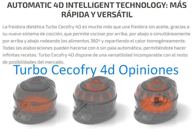 turbo cecofry 4d opiniones y comentarios