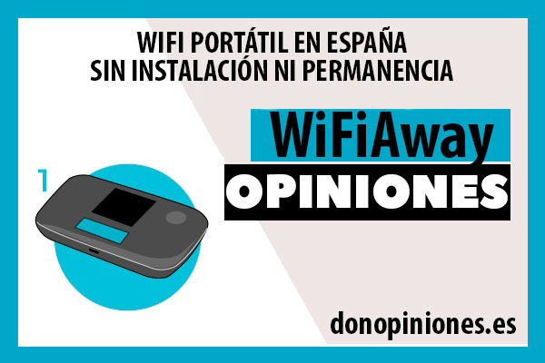 wifiaway opiniones